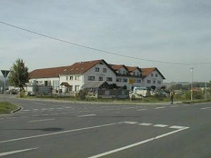 Gewerbegebiet von Goldbach