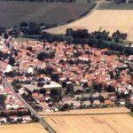 Luftbild von Goldbach