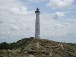 Leuchturm Nr. Lyngvig Fyr