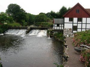 Wassermühle von Saeby