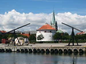 der Pulverturm von Frederikshavn